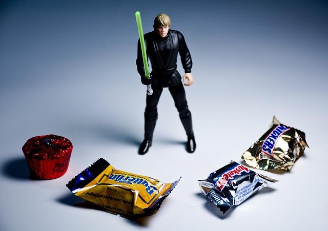 boj se sladkostmi