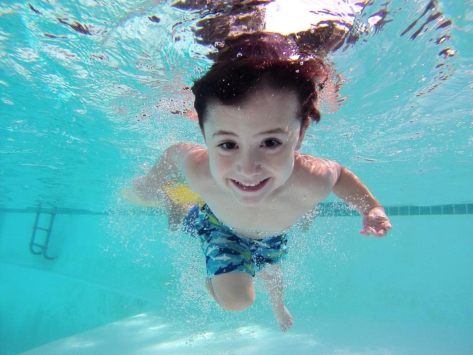 malý potápěč