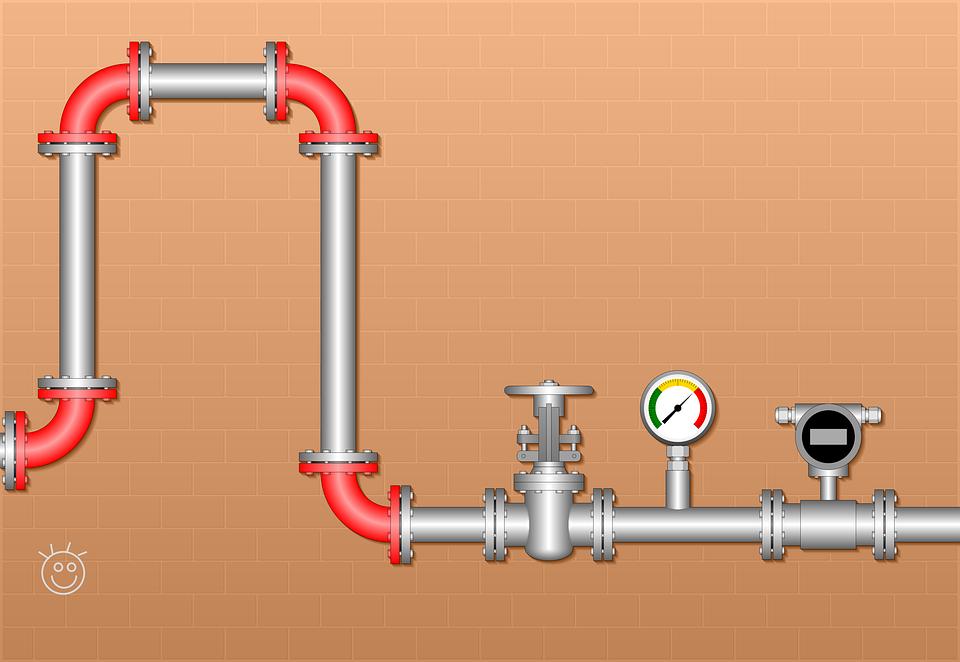 systém potrubí